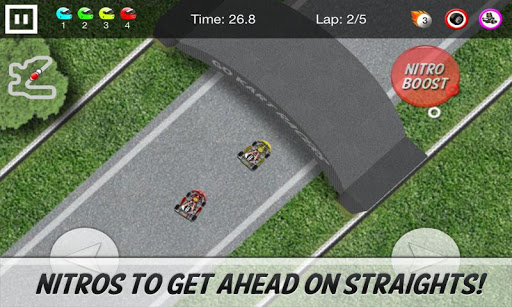 GoKart Racing Game Image Two